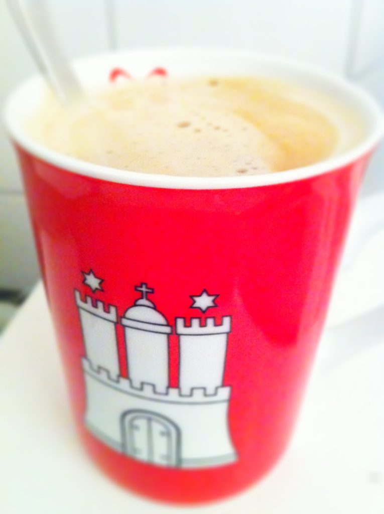 Kaffeebecher Hamburg