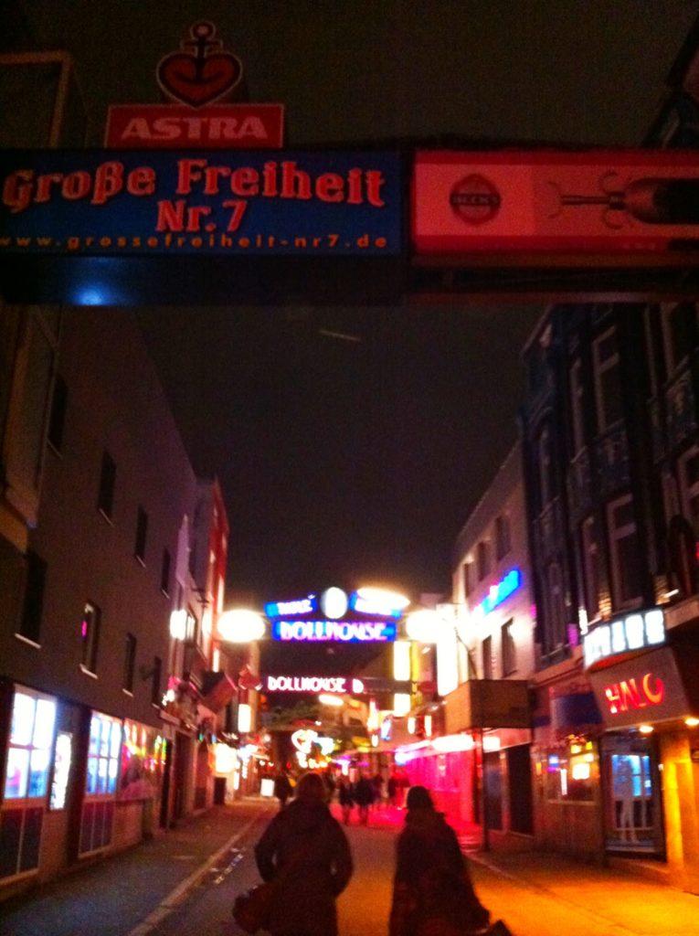 Große Freiheit Hamburg