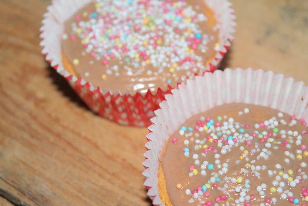 Kinderschokoladen Muffins