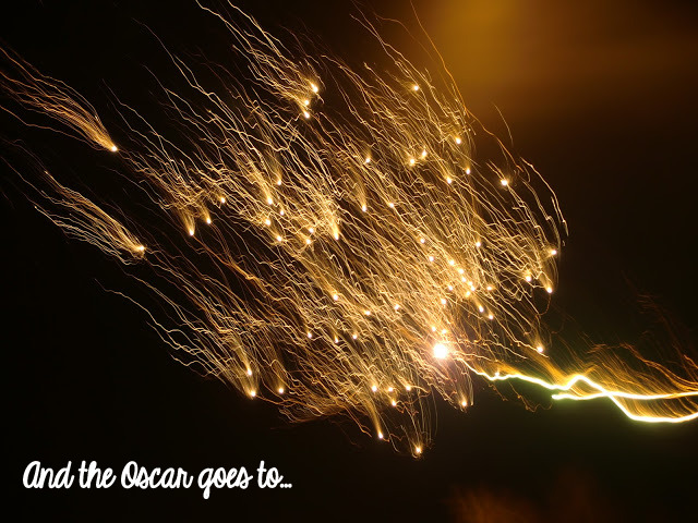 my oscars 2013 fireworks