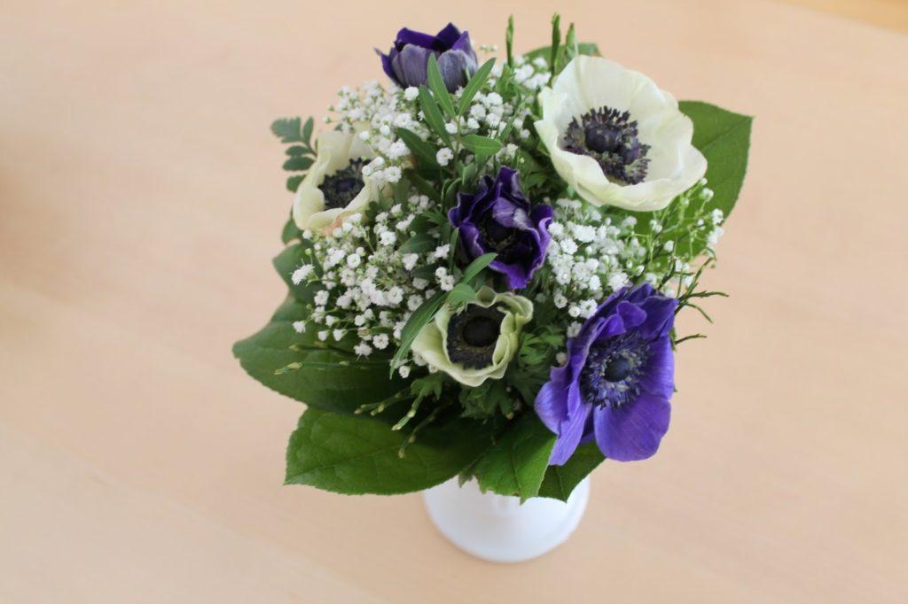 spring bouquet #2flowergirls