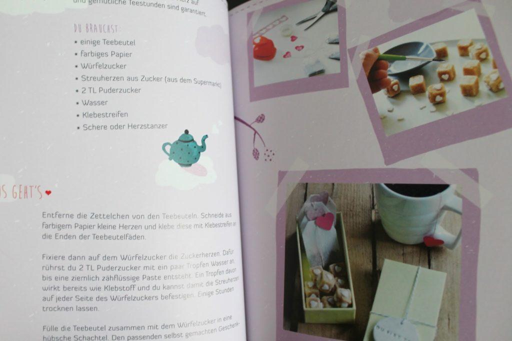 Blick ins Buch Wolke 7 II