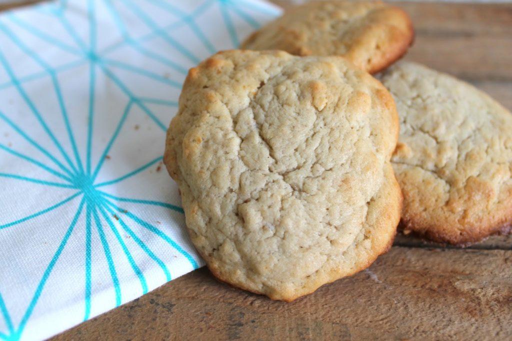 Erdnuss-Bananen-Cookie Rezept