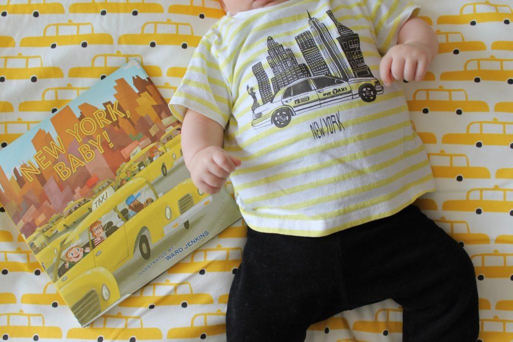 New York Baby Name it T-Shirt