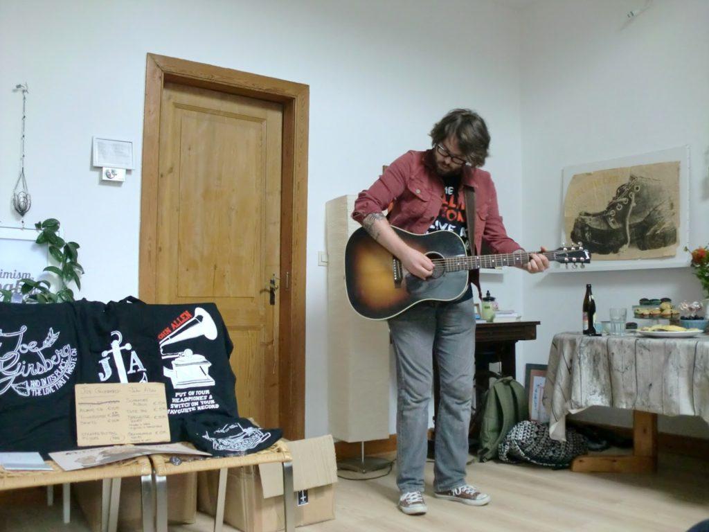 John Allen live Tour