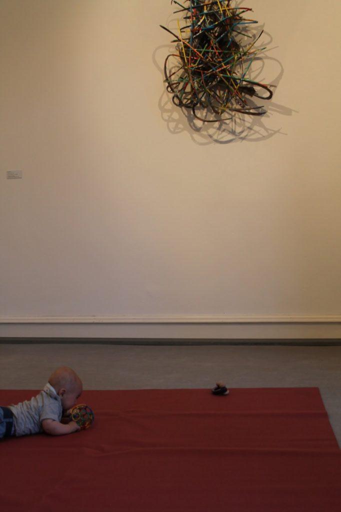 Baby im museum villa zanders bergisch gladbach
