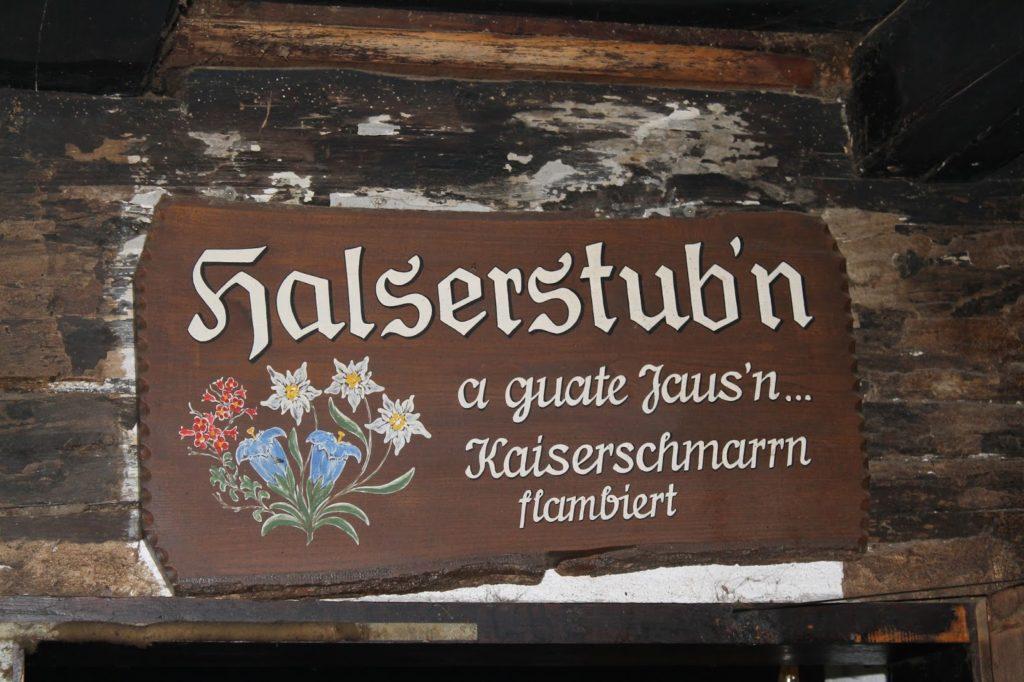 Halserstubn Halseralm Pichl Schladming Dachstein