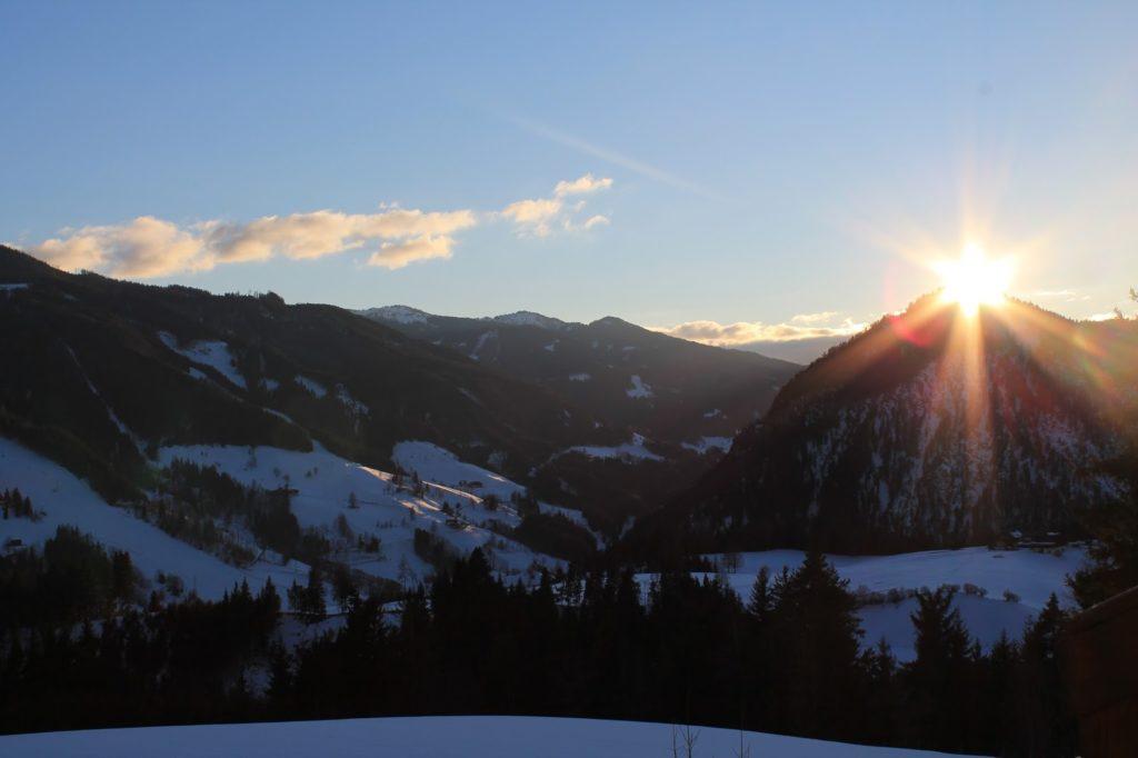 Schladming Dachstein Reiteralm Winter