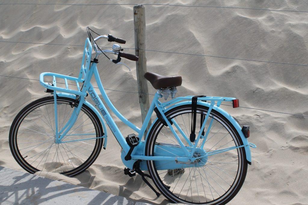 Fahrrad Dünen Noordwijk