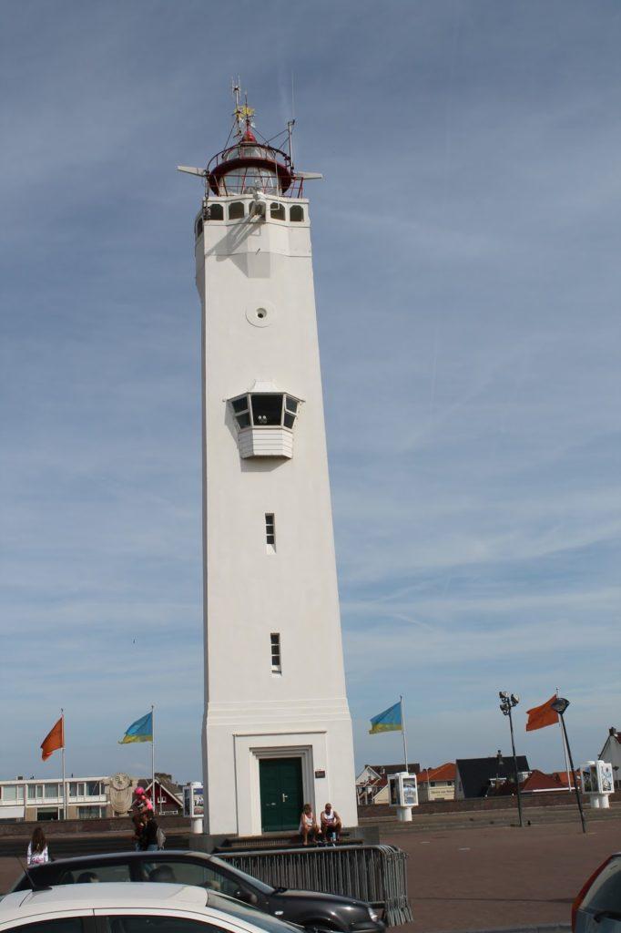 Leuchtturm Dünen Noordwijk