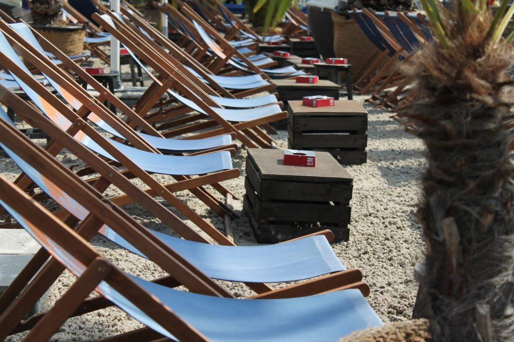 Beachclub Hamburg del Mar