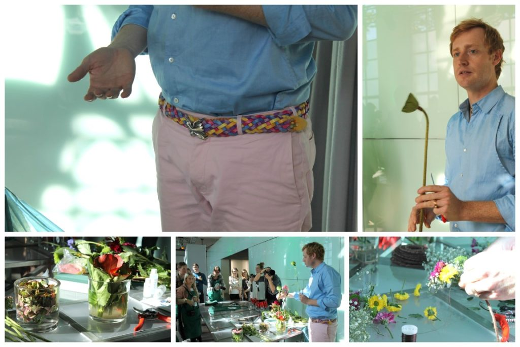 Urban Floristic Workshop