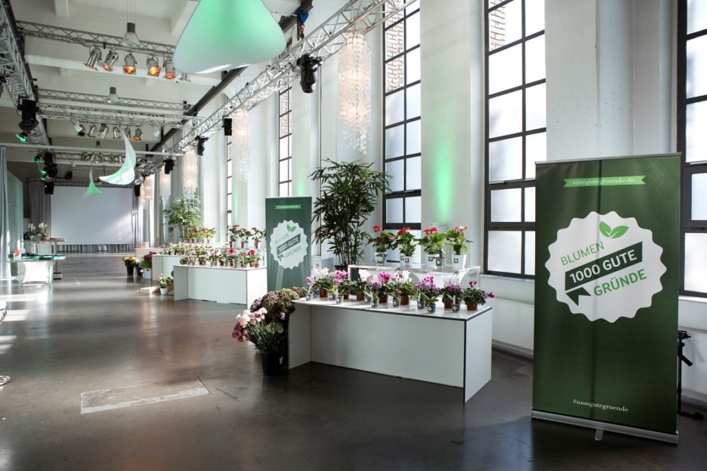 1000 gute Gruende Blogger-Event Bauwerk Koeln
