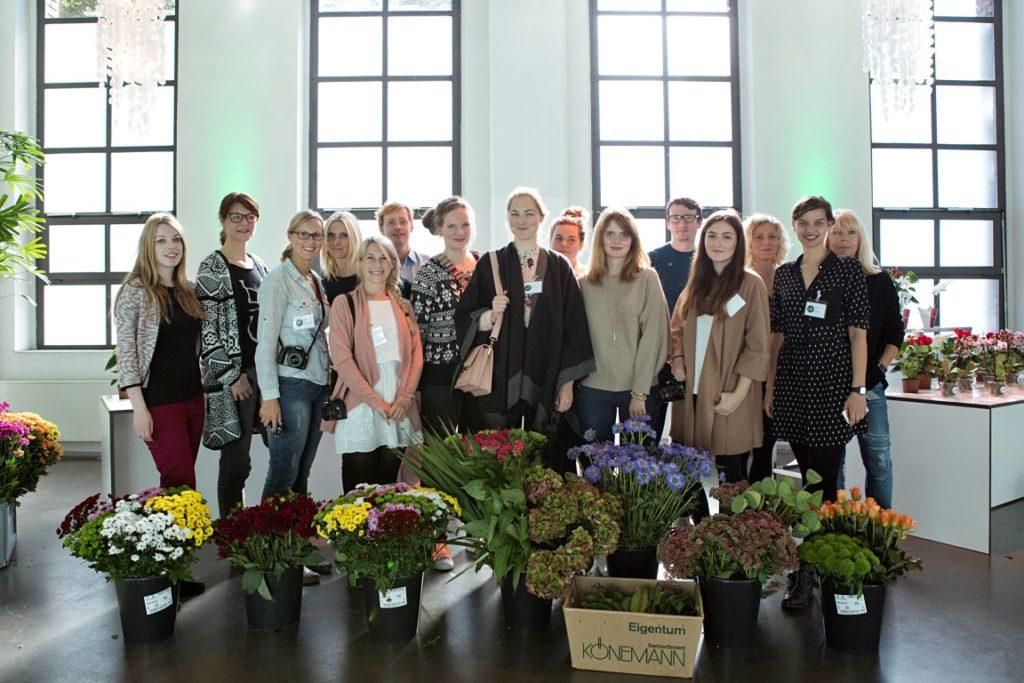 Urban Floristic Blogger-Event