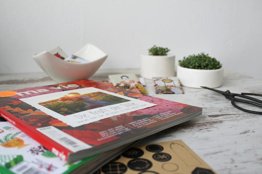 DIY Samentuetchen Upcycling