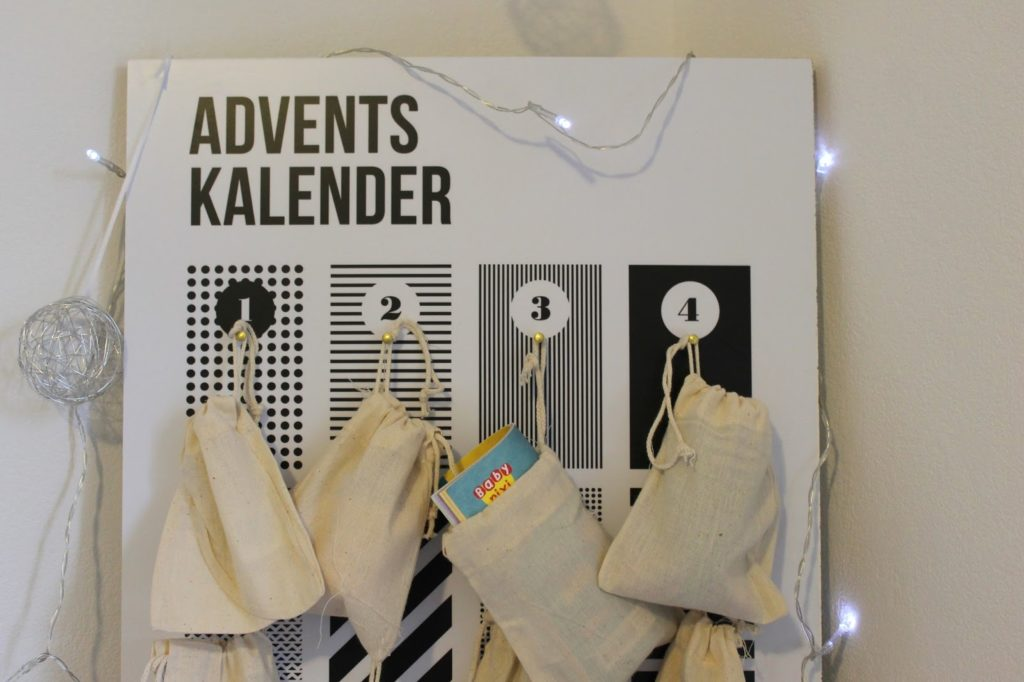 creatisto Adventskalender DIY