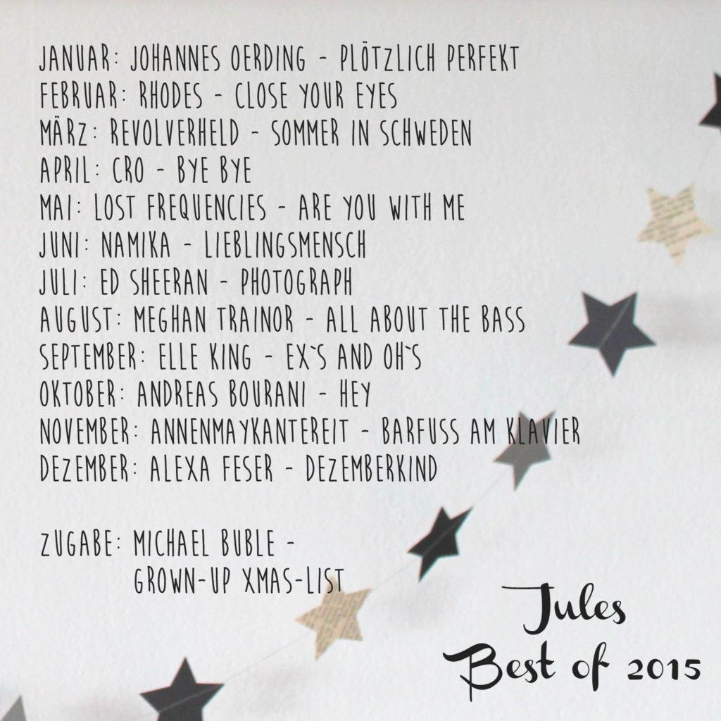 jules jahres samplaaa best of 2015 music