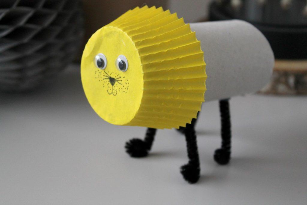 DIY Loewe Kindergeburtstag Zirkus Tiere