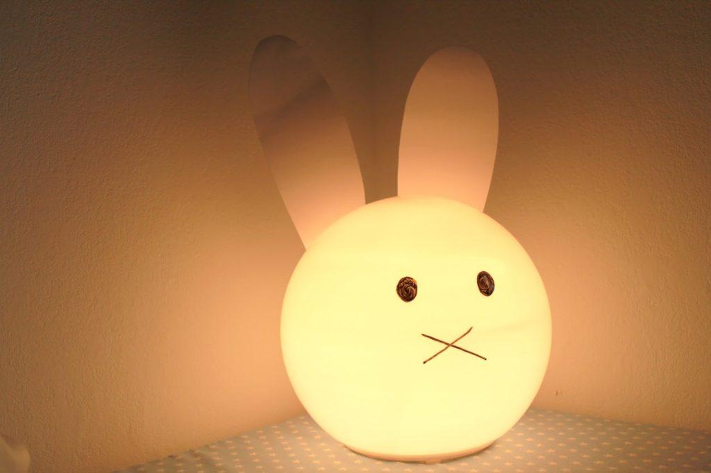 DIY IKEA Hack Lampe Fado Hase Ostern Rabbit