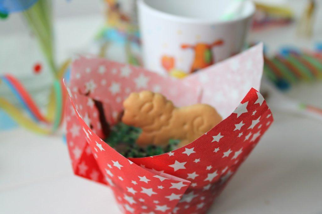 Muffins Kindergeburtstag Zirkus Party