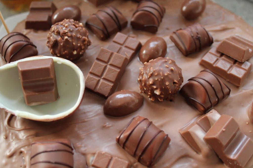 Ferrero Torte Nutella kinder Jules kleines Freudenhaus