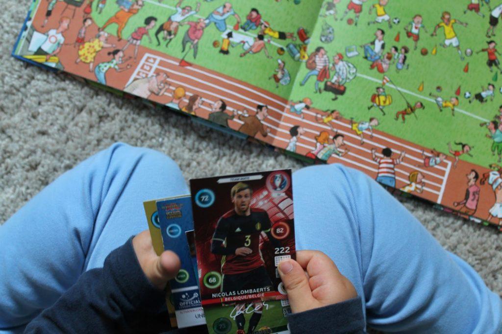 EM Fussball Buch-Tipp Wimmelbuch Jules keines Freudenhaus