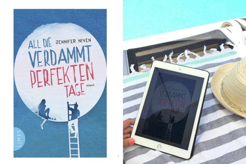 Sommerbuch Tipp All die verdammt perfekten Tage jules kleines freudenhaus