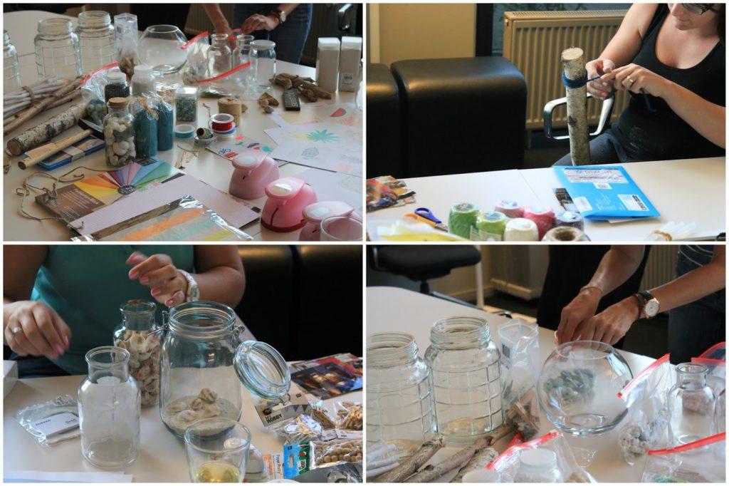 DIY Workshop Sommererinnerungen Jules kleines Freudenhaus