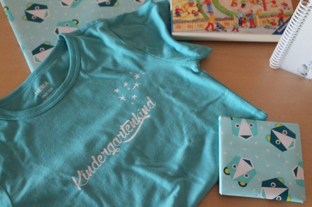 Kindergarten Start Geschenke Rucksack Ich-Buch Jules kleines Freudenhaus
