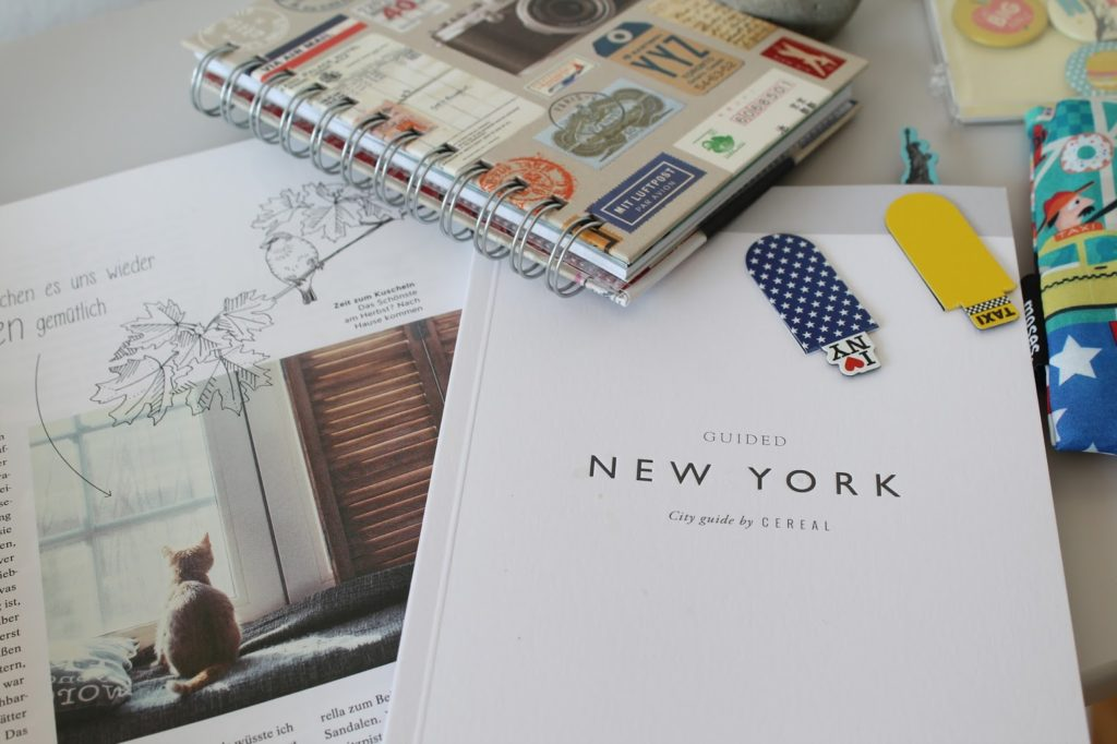 Herbstliebe-Liste ma vie Okka Rohd New York guide cereal Jules kleines Freudenhaus