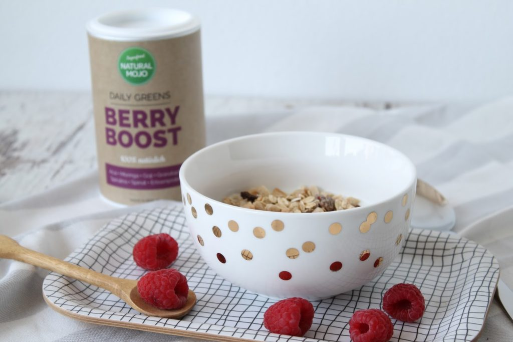 Berry Boost Morning by naturalmojo Jules kleines Freudenhaus