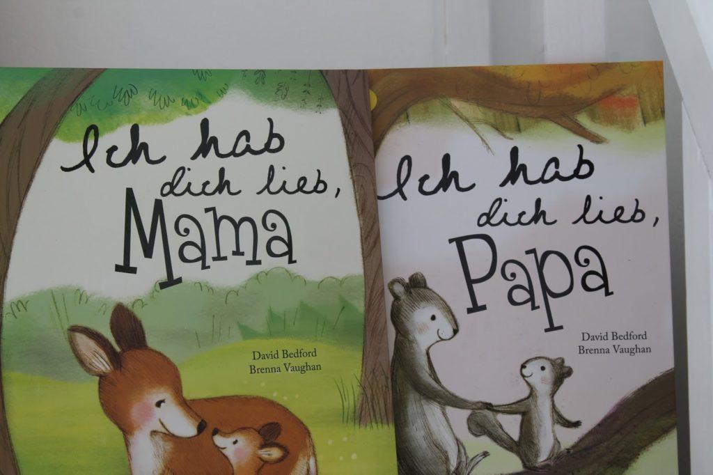 Buchtipp Mama Papa Oma Opa Buch Kinder Ich hab dich lieb