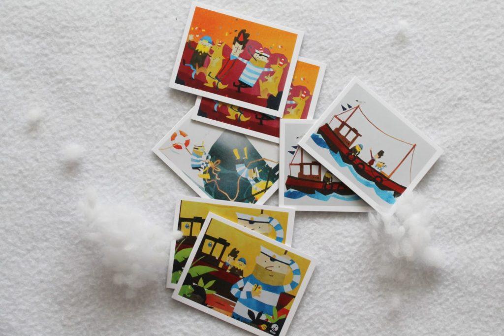 Fiete DIY memory Spiel Jules kleines Freudenhaus