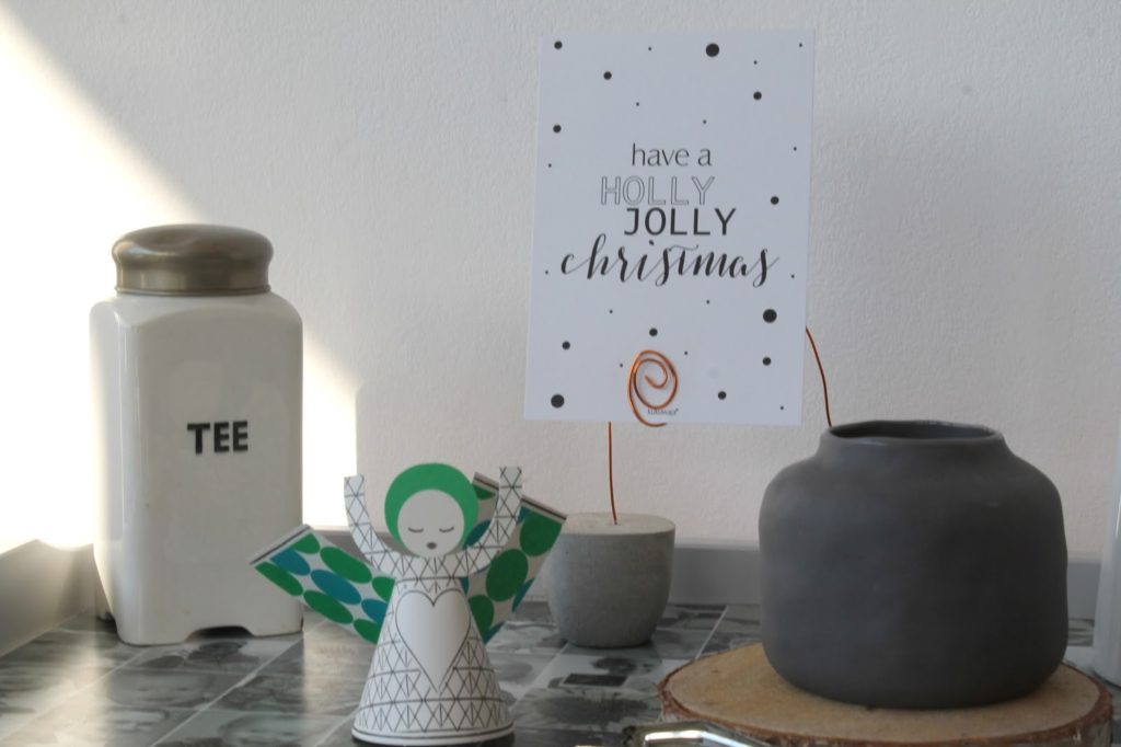 Merry and be New York Christmas Coffee with Frau Heuberg Christmas Decorations