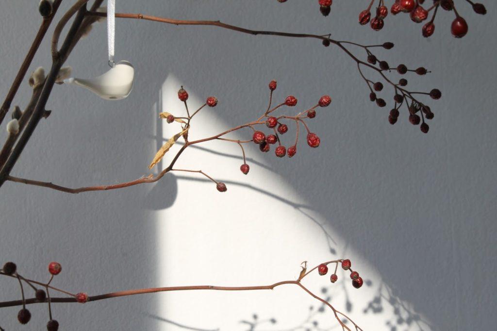Merry and be New York Christmas Coffee with Frau Heuberg Christmas Decorations