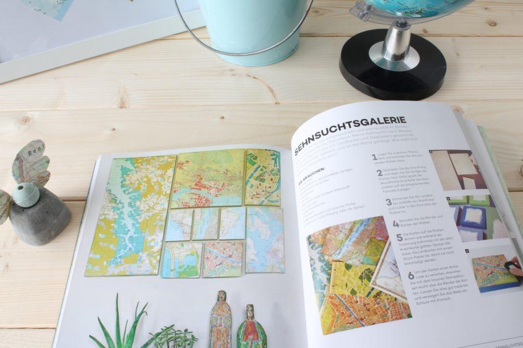 Buchtipps fuer Papier lover Landkarten  Haupt Verlag Jules kleines Freudenhaus