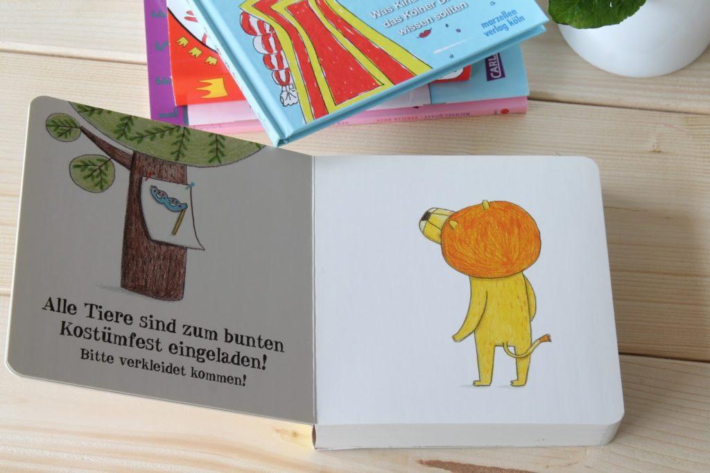 Buchtipps Karneval Kinderbuecher Juels kleines Freudenhaus Alaaf Koeln Kids