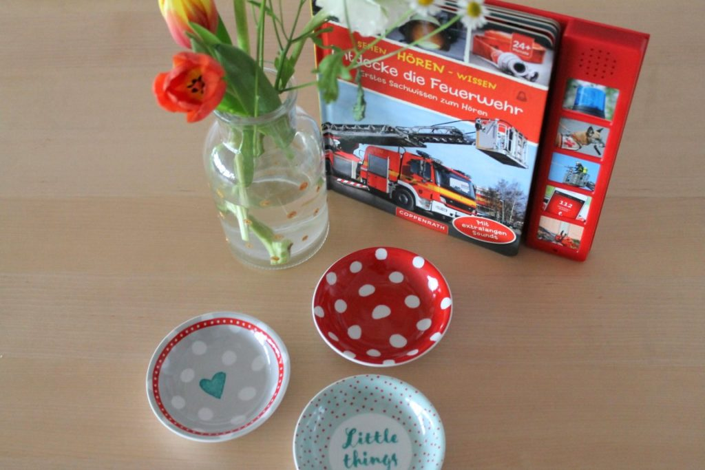 Feuerwehr Geburtstag Kindergeburtstag Feuerwehrmann Sam Jules kleines Freudenhaus Feuerwehrbuch Coppenrath Verlag