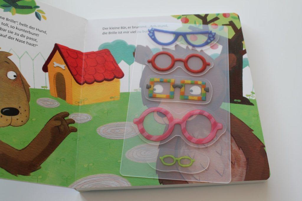 Der kleine Baer braucht eine Brille Ravensburger Jules kleines Freudenhaus