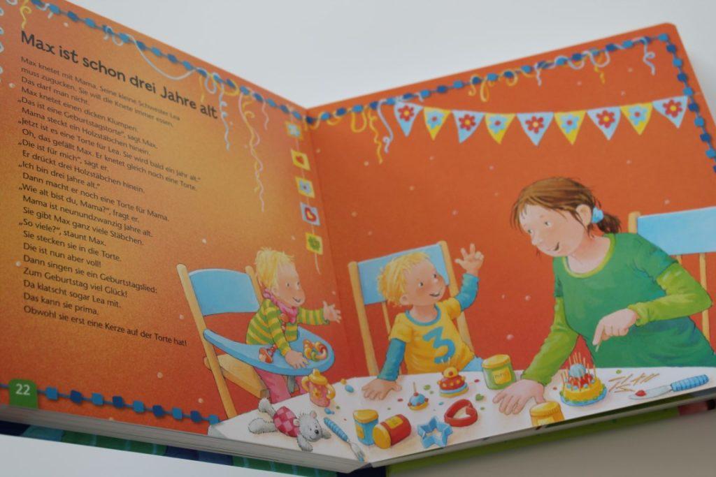 Mein erstes grosses Buch von meiner Familie Ravensburger Jules kleines Freudenhaus
