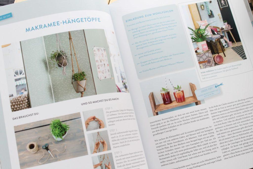 Shop Girls Buchtipp Rezension Fruehjahr Callwey Verlag Jules kleines Freudenhaus DIY