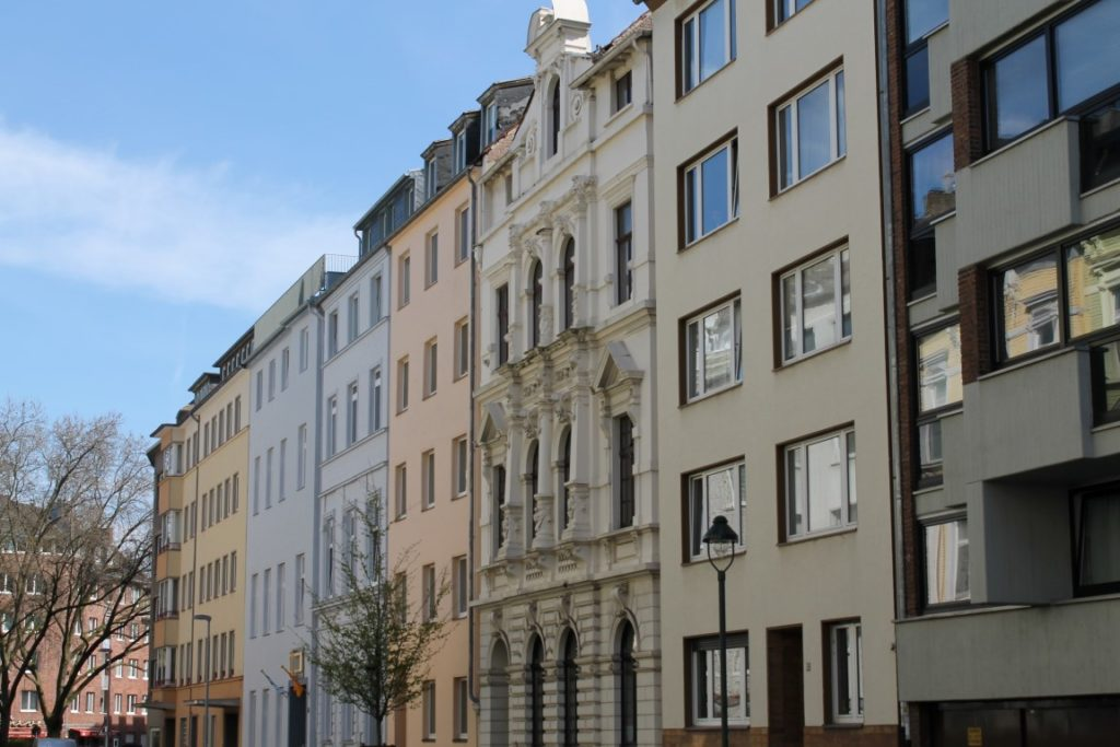 Duesseldorf Nordstrasse Jules kleines Freudenhaus