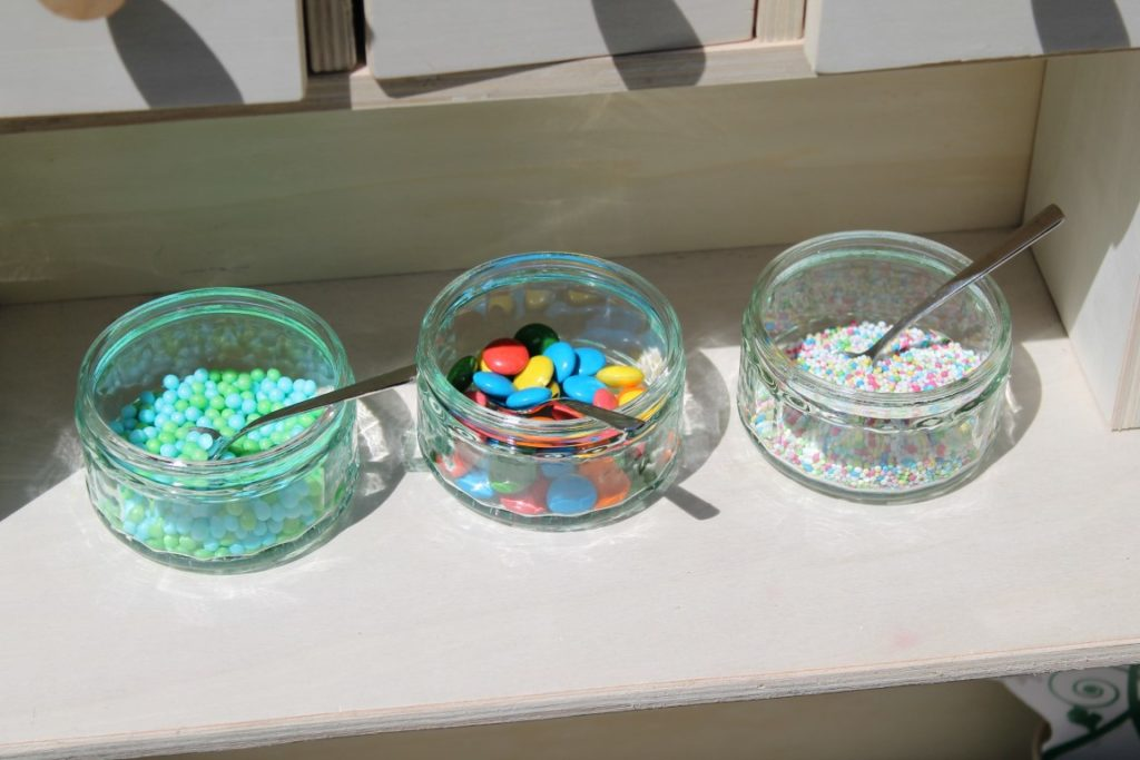 DIY Eiscafe Eiscreme Party Sommerparty Bar Kinder Jules kleines Freudenhaus