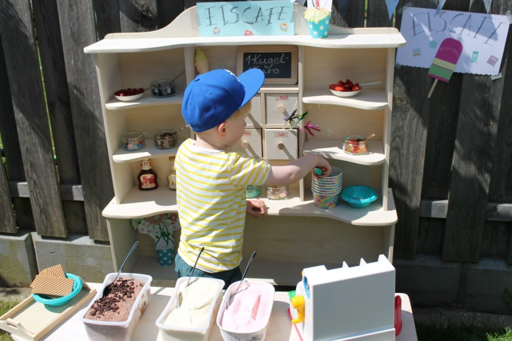 Smafolk Summer DIY Icecream Party Summerparty Kids Jules kleines Freudenhaus