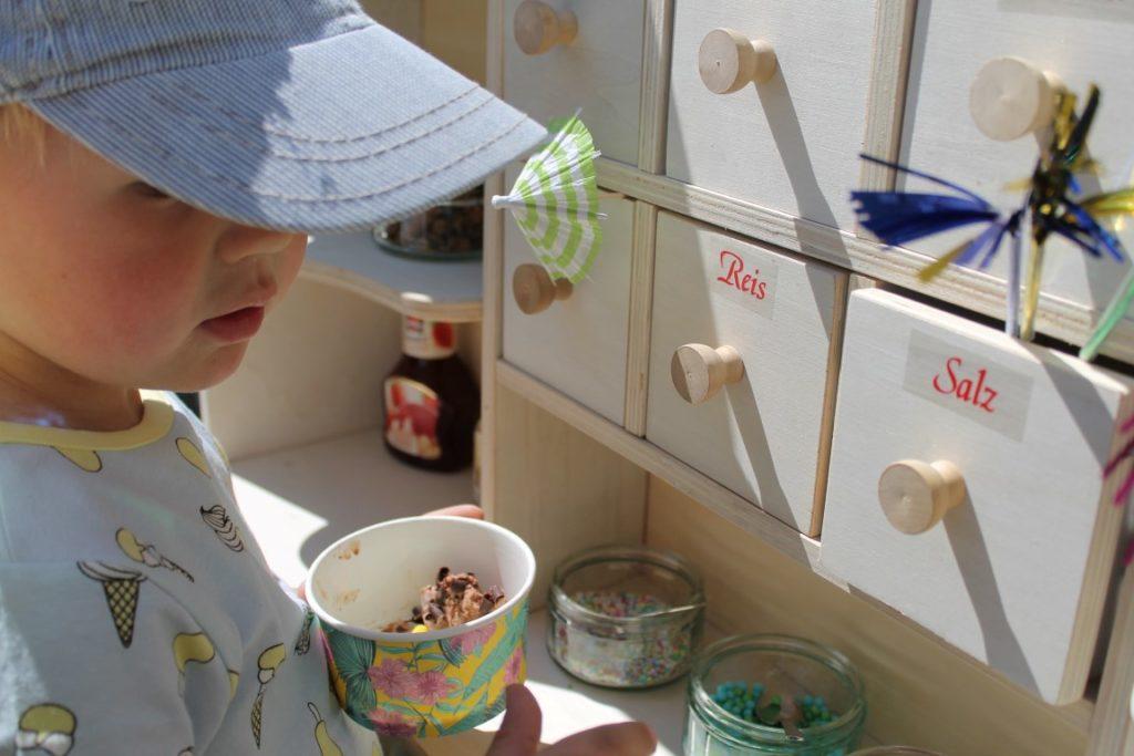 Smafolk Summer DIY Icesream Party Summerparty Kids Jules kleines Freudenhaus