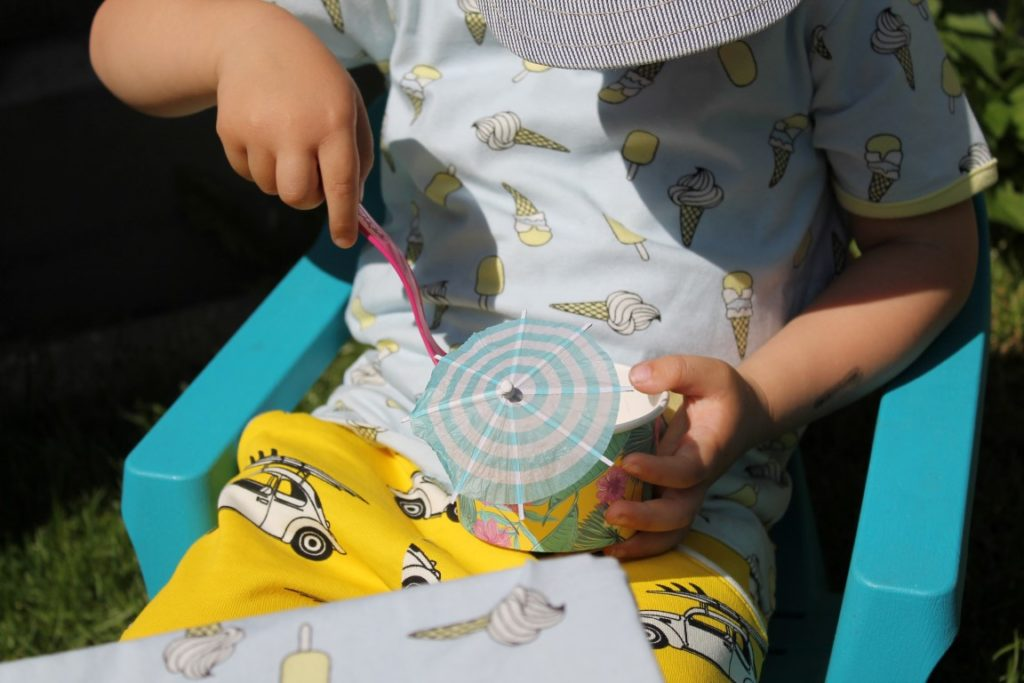 Smafolk Summer 2017 DIY Icecream Party Summerparty Kids Jules kleines Freudenhaus