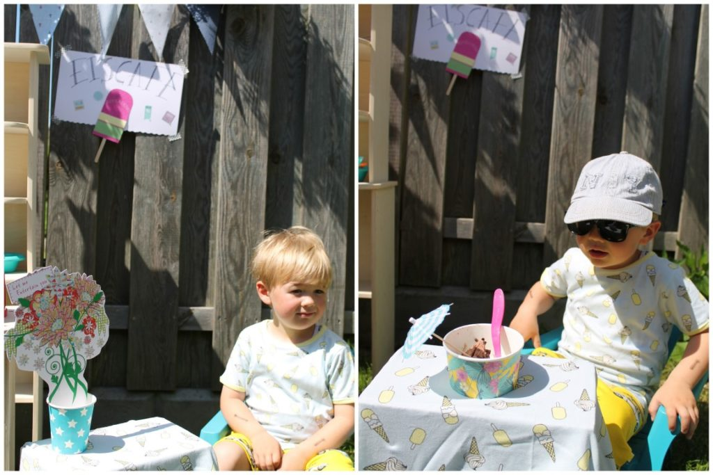 Smafolk Summer 2017 DIY Icecream Party Summerparty Kids Jules kleines Freudenhaus