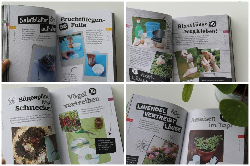 Trick 17 Garten Buch DIY Tipps Balkon und Garten Blumen Jules kleines Freudenhaus