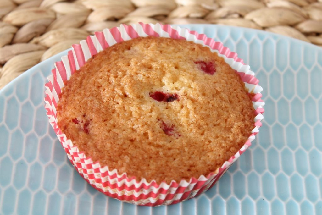 Johannisbeer Vanille Cupcakes Rezept Jules kleines Freudenhaus