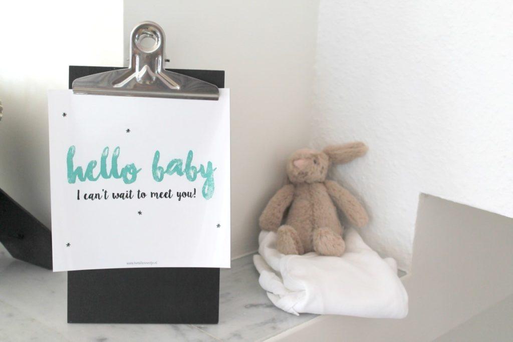 8 kreative Ideen fuer eine gelungene Babyshowerparty